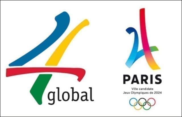 巴黎 2024奥运会 标志