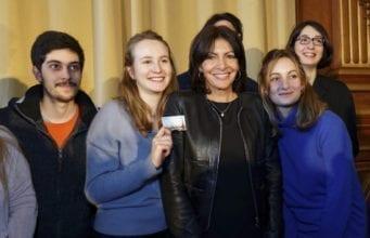 巴黎 市民卡