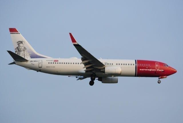 挪威 航空