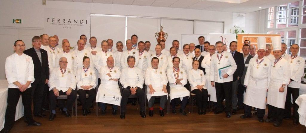 法国 美食 52届国家杯大奖赛