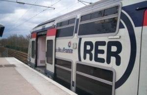 巴黎 地铁 RER