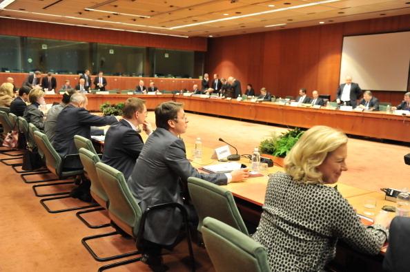 欧盟 会议