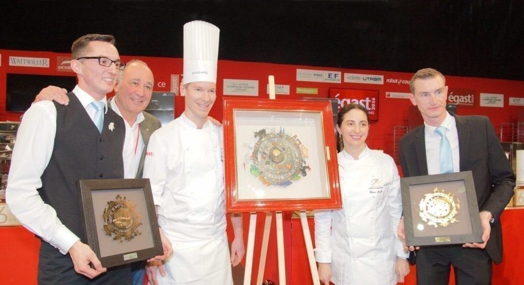 法国 美食 展览 厨艺大赛