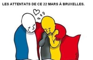 比利时 布鲁塞尔 恐怖袭击