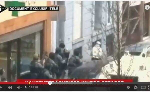 巴黎 恐袭 主嫌 反恐