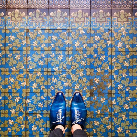 巴黎 地板