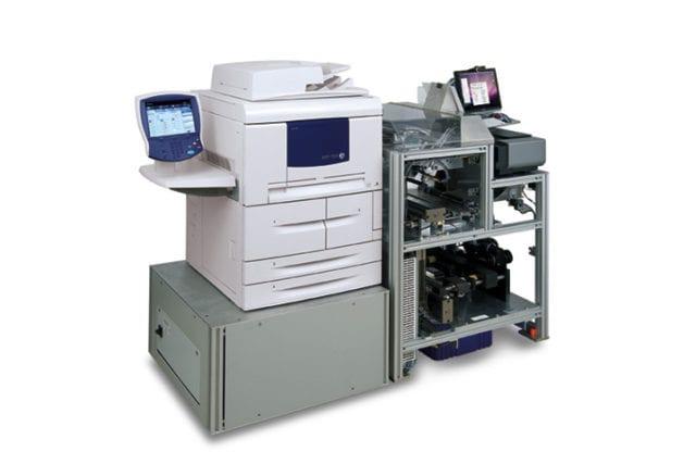 极速自助印书机