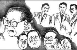 江与罗干串通 1999年4.26政治局会议内幕