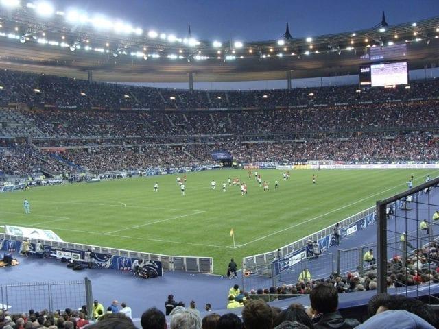 法国 法兰西体育馆 足球