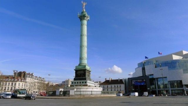 巴黎 广场 景点
