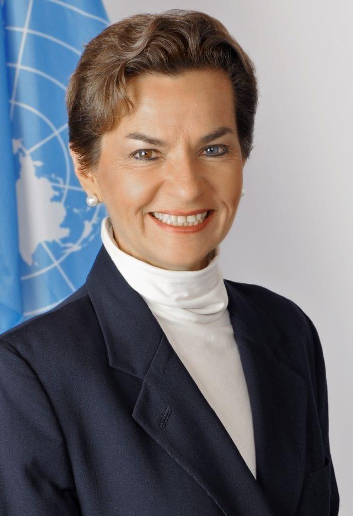 COP21巴黎协议 UNFCCC 执行秘书