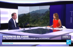法国 电视24台 费加罗 记者