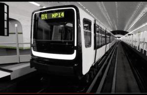 巴黎 地铁