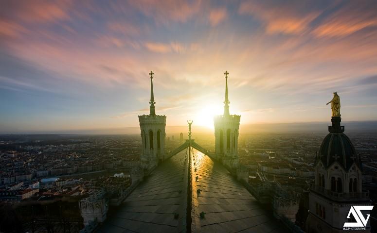里昂教堂。(Flickr.com)