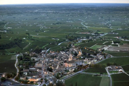 FRANCE-AGRICULTURE-WINE-SAINT-EMILION