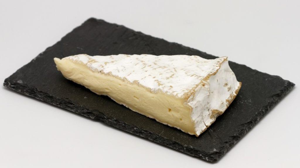 法国布利 (Brie)奶酪。(维基百科)