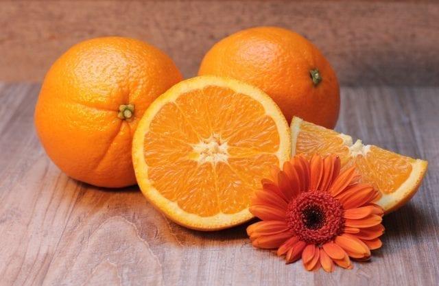 橙(pixabay)