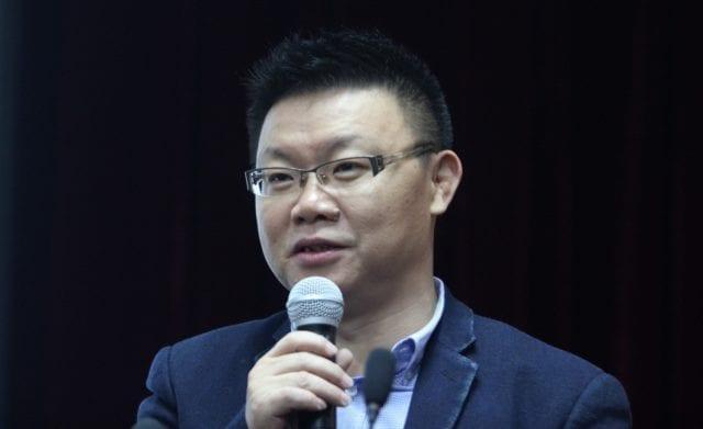 海康威视龚虹嘉(网络图片)