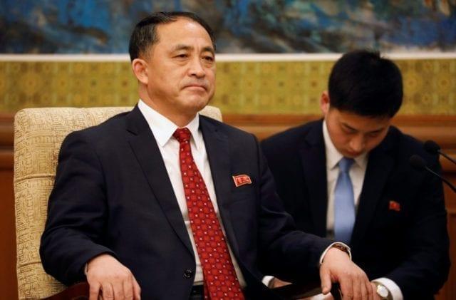 朝鲜副外相赴北京会晤王毅(AP)