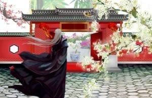 一天晚上,一位仙风道骨的神秘老翁走进了张府的大门圖片:歐洲希望之聲合成)