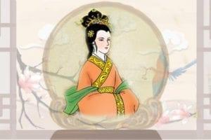"""老翁:""""不用怀疑,这真的是你接下来的另一世,是一名京师名妓。""""(圖片:歐洲希望之聲合成)"""