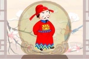"""知县被称为""""七品芝麻官"""",职位相当于现在的县长圖片:歐洲希望之聲合成)"""