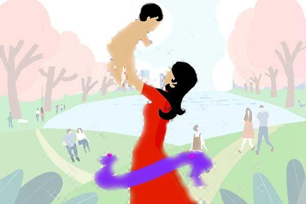 孩子的早期教育很重要,可能会影响他们的一生