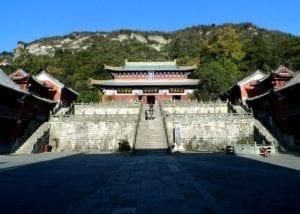 武當山紫雲宮(圖片:維基百科/Gisling )