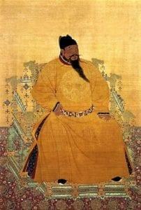 明成祖(圖片:維基百科)