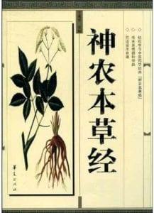 《神农本草经》(圖片:維基百科/Pancrat)
