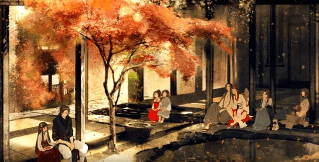 《小城谣》的曲调让人想起中国古代那些小城镇欢快的气氛(圖片:歐洲希望之聲合成)