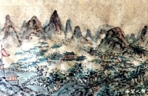 西汉天下第一郡 (图片:歐洲希望之声)