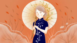 1910年代-婉约发髻(授權圖片)