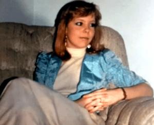 Pauline年輕時(youtube視頻截圖)