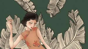 1930年代-卷俏短发(授權圖片)