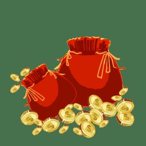 金钱是流动的财富(授權圖片)