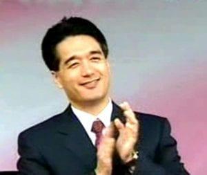 蔣緯國和邱爱伦仅有一个孩子:蒋孝刚 (網絡圖片版權屬原作者)