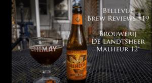 Malheur 12 马勒何12度黑啤酒 ( youtube/Dominic Sberna视频截图)