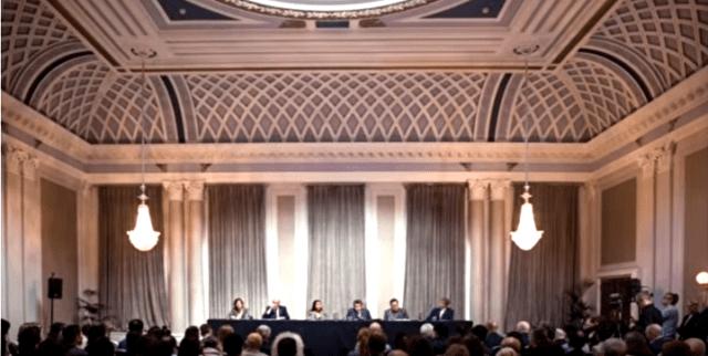法庭號召人民向政府施壓 逼政府採取行動(视频截图片)