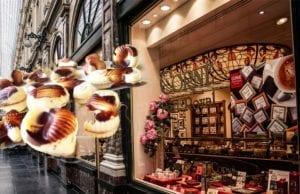 比利时甜点小吃(图片:欧洲希望之声合成)