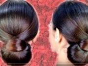 优雅的新娘发型(图片:欧洲希望之声合成)