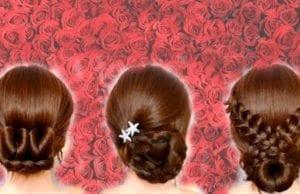 编织女子最好的发型(图片:欧洲希望之声合成)