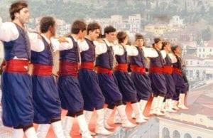 希腊是一个热爱唱歌跳舞的民族(圖片:歐洲希望之聲合成)
