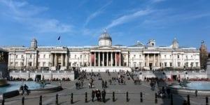 英国英格兰伦敦特拉法加广场