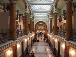 英国国家肖像馆(圖片:flickr可再利用)