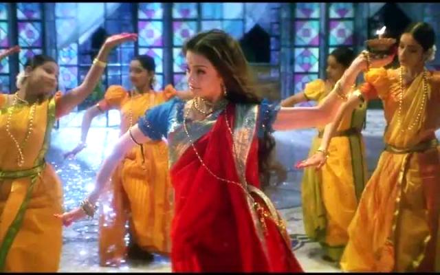 印度歌舞表演: 守护爱之灯(视频截图)