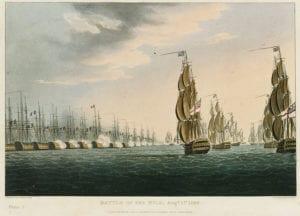国家海事博物馆,格林威治,伦敦 来源/摄影师国家海事博物馆:詹姆斯詹金从1793年到1817年英国海军成就