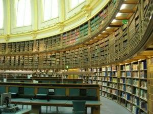 大英博物馆閱覽室