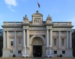 英国伦敦格林尼治:国家航海博物馆