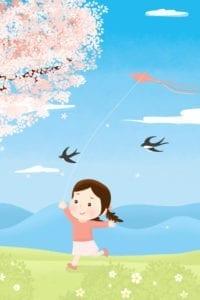 放风筝(授权图片)